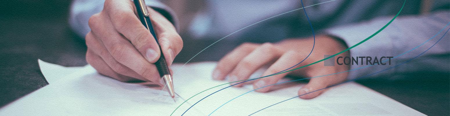 مدیریت قراردادها و پیمانها