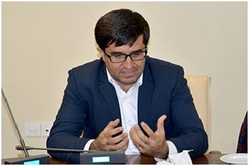 حسین زارعان عضو هیئت مدیره رایان نظم