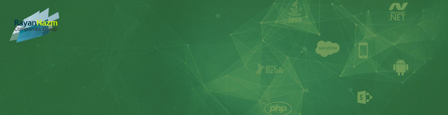 تصویر صفحه محصولات سفارشی رایان نظم